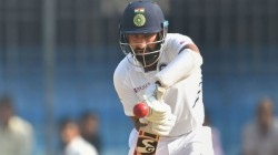 Ranji Trophy Final Cheteshwar Pujara Retires Hurt With Throat Infection