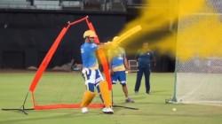 Chennai Super Kings Players Celebrates Holi