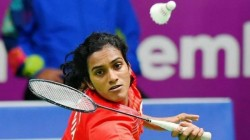 As Women We Have To Believe In Ourselves Sindhu
