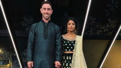 Glenn Maxwell Wears Ethnic Indian For Engagement To Vini Ram
