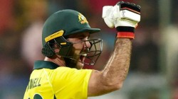 Glenn Maxwell Opens Up How He Came Back From Battle With Depression