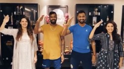 Hardik Pandya Gifted His Brother A Zero Calorie Cake Filled With Love