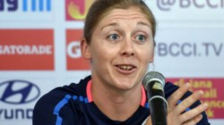Not Wanted The World Cup To Finish Like This Heather Knight
