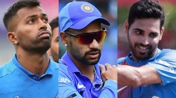 India Squad For Odi Series Against Sa Announced