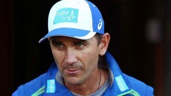 Australian Coach Justin Langer Searches Finisher Like Dhoni