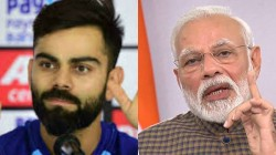 Kohli And Other Players Welcome Pm Modi S 21 Days Lockdown