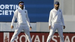 Ind Vs Nz Virat Kohli Send Off To Kane Williamson May Attract Action