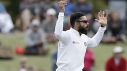 Ind Vs Nz Umpire Warned Kohli For Using Bad Tactics