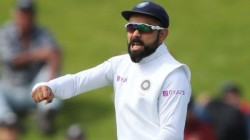 Ind Vs Nz Kohli Got Anger With Journalist For Asking About Swearing