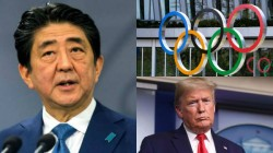 Donald Trump Supports Postponement Of Tokyo Olympics