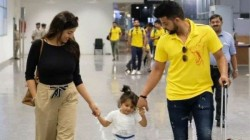 Suresh Raina And His Wife Welcomed A Baby Boy In Their Family