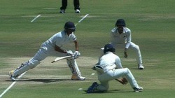 Ranji Trophy Final Ananthapadmanabhan Umpires From Both Ends