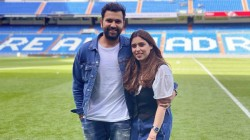 Rohit Sharma Thanks To La Liga And Real Madrid For Surreal Experience
