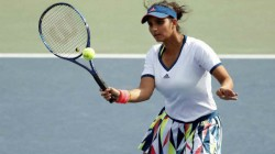 Sania Mirza Reveals Unhappy On The Cancellation Of Indian Wells Tournament