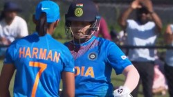 Icc Posted A Video Of Shafali Verma S Every Maximum From The Women T20wc