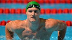 Worst Virus I Ve Ever Endured Olympic Gold Medallist Swimme Cameron Van Der Burgh