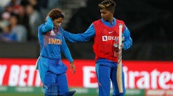 India Lost By 85 Runs With Australia In Icc Women T20 World Cup