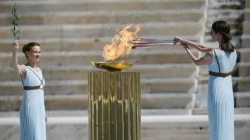 Olympic Flame Arrived Empty In Japan As High Level Delegation Stayed Away