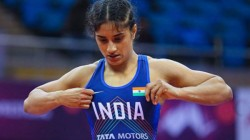 Star Wrestler Vinesh Was Deeply Disappointed Postpond Olympics