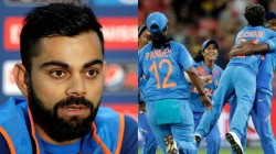 Virat Kohli Lauded Indian Women S Team For Their Efforts In T20 Wc