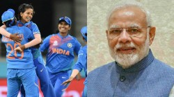 Pm Narendra Modi Extends Wishes Ahead Of India Australia Womes T20 Wc Final