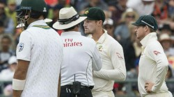 Umpire Revealed That Australian Players Didn T Tampered The Ball