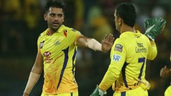 Dhoni Not Playing Pubg Anymore Says Deepak Chahar