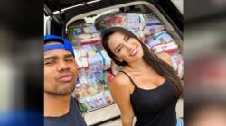 Douglas Costa Helps Poor People In Brazil