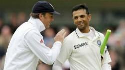 Graeme Swann Praises Test Legend Rahul Dravid