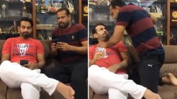 Irfan Pathan Yousuf Pathan Tiktok Video From Dhamaal Comedy Scene