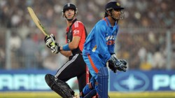 Kevin Pietersen Claims Dhoni As Greatest Captain Ever In Cricket