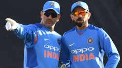 Dhoni Rejects Virat Kohli At The Beginning As He Didn T Seen His Batting