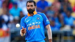Played 2015 World Cup With Fractured Knee Mohammed Shami Tells Irfan Pathan