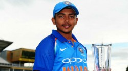 Time Away From Cricket Was Torture Prithvi Shaw