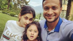 Shakib Al Hasan Hints At Becoming Father Of Second Child