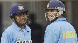 Ganguly Told Sehwag Open In Test Matches Or Sit On Bench In