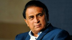 Sunil Gavaskar Donates Rs 59 Lakh For Coronavirus Relief Fund