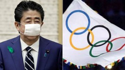 Tokyo Olympics Difficult If Pandemic Not Contained Shinzo Abe