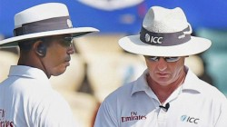 Umpires Can Refuse To Hold Caps Ecb
