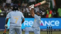 Australian Team Raised Doubt About Yuvraj Singh Bat In