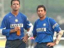 Rahul Dravid Took 2 Wickets In One Over