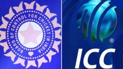 Bcci Icc Rift Over 2021 T20 World Cup Rights And Tax Issue