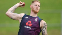 Great To Be Back Out On Grass Bowling Today Ben Stokes