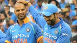 Dhawan Won T Get Arjuna Award Due To Bumrah