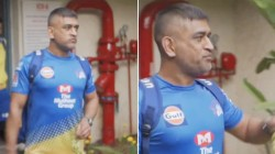 Csk Shares Throwback Video Of Ms Dhoni Captions It Sweet Kings Here