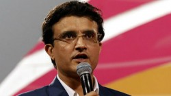 Five Tests Against Australia Won T Be Possible Sourav Ganguly