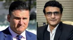 Graeme Smith Wants Sourav Ganguly To Head Icc