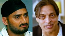What Happened Between Shoaib Akhtar Harbhajan In 2010 Asia Cup