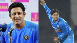 Kuldeep Yadav Got Nervous When Anil Kumble Told About His Debut