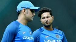 Kuldeep Yadav Wants Dhoni To Play In T20 World Cup